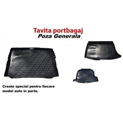 Covor portbagaj tavita Skoda Fabia III 2015 - Hatchback