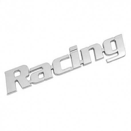 Emblema Racing (3D in relief)