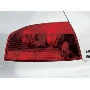 Folie protectie faruri / stopuri ROSU - (100 x 60cm)