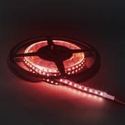 Banda LED, 5m, 120L, rosu