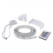 Set banda LED RGB, 5m, IP20