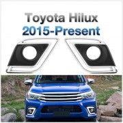 Lumini de zi dedicate Toyota Hilux Revo 2015, 2016, 2017 TYL809