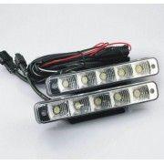 Lumini de zi DRL 5led*1W - Off when headlight on