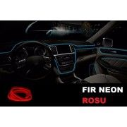 Fir Neon Rosu - Lungime 2M