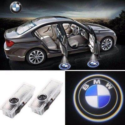 Set 2 Proiectoare Led Logo Dedicate BMW 7W