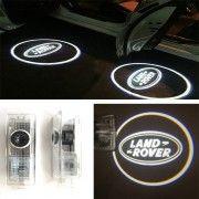 Set 2 Proiectoare Led Logo Dedicate Land Rover