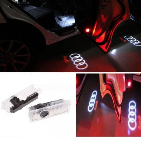 Proiectoare dedicate Led Logo Audi