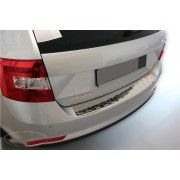 Ornament portbagaj crom Skoda Rapid Spaceback NH 2012 +