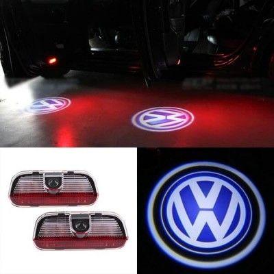 Set 2 Proiectoare Led Logo Dedicate VW 7W