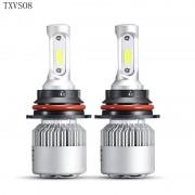 Set becuri LED 9004 (HB1) - 8000 Lumeni 9-32V