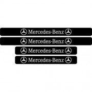 Set protectie praguri Mercedes