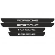 Set protectie praguri Porsche