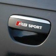 Sticker manere usa - RS Sport (set 4 buc.)