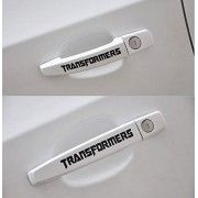 Sticker manere usa - Transformers (set 4 buc.)