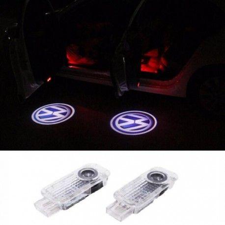 PROIECTOARE LED LOGO DEDICATE VW 7W