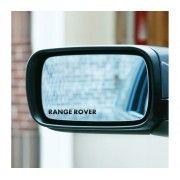 Sticker oglinda Range Rover SS06