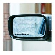 Sticker oglinda Quattro