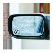 Sticker oglinda Lexus