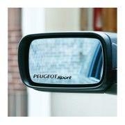 Sticker oglinda Peugeot Sport