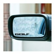 Sticker oglinda Golf