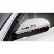 Sticker oglinda Audi