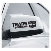 Sticker oglinda Transformers