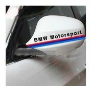 Sticker oglinda BMW Motorsport