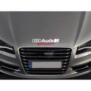 Sticker capota Audi (v1)