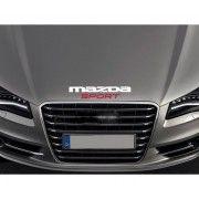 Sticker capota Mazda Sport