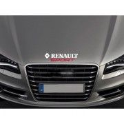 Sticker capota Renault Sport