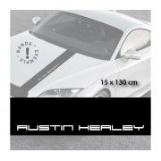 Sticker capota Austin Healey