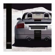 Sticker capota Audi (v2)