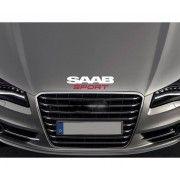 Sticker capota SAAB Sport