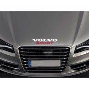 Sticker capota Volvo Sport