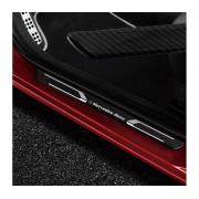 Set protectii prag Carbon 5D si Crom - Mercedes