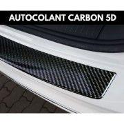 Protectie portbagaj din autocolant Carbon 5D Lăcuit