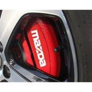 Sticker etriere - Mazda (v2)
