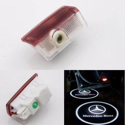 Proiectoare Led Logo Dedicate Mercedes 7W