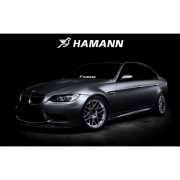 Sticker Parbriz Hamann