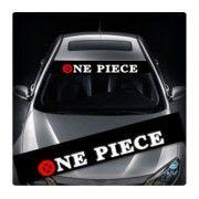 Sticker parasolar auto ONE PIECE
