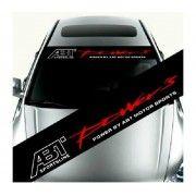 Sticker parasolar auto ABT
