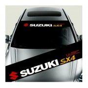 Sticker parasolar auto Suzuki