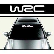 Sticker parasolar auto WRC
