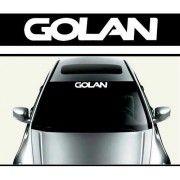 Sticker parasolar auto Golan