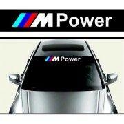 Sticker parasolar auto M Power