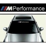 Sticker parasolar auto M Performance