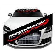 Sticker parasolar auto MegaMotors