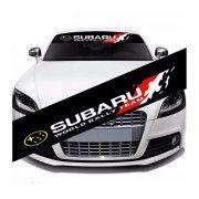 Sticker parasolar auto Subaru