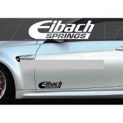Set 2 buc. sticker auto lateral - Eibach