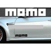 Set 2 buc. sticker auto lateral - MOMO